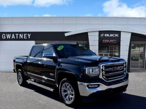 2018 GMC Sierra 1500 for sale at DeAndre Sells Cars in North Little Rock AR