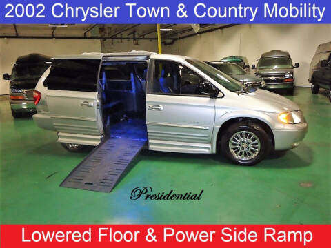 2002 Chrysler Town and Country for sale at Arizona Wholesalers in Phoenix AZ