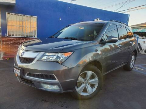 2010 Acura MDX for sale at GENERATION 1 MOTORSPORTS #1 in Los Angeles CA