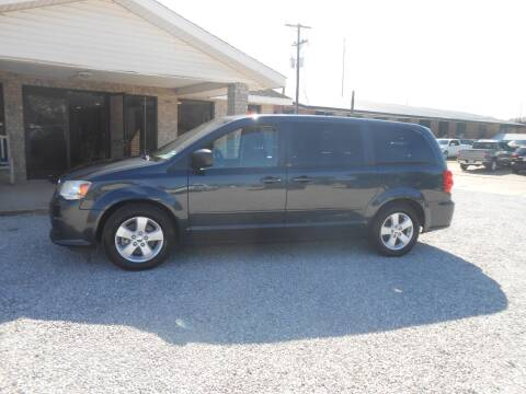2013 Dodge Grand Caravan for sale at RANDY'S AUTO SALES in Oakdale LA