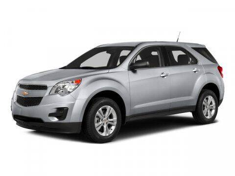 2015 Chevrolet Equinox for sale at Suburban Chevrolet in Claremore OK