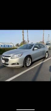 2016 Chevrolet Malibu Limited for sale at Auto Toyz Inc in Lodi CA