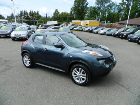 2012 Nissan JUKE for sale at J & R Motorsports in Lynnwood WA