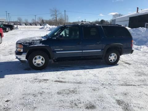 2002 GMC Yukon XL for sale at BLAESER AUTO LLC in Chippewa Falls WI