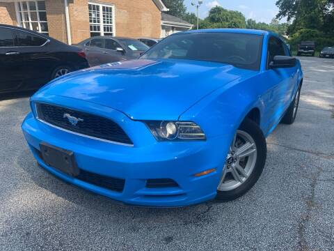 2014 Ford Mustang for sale at Philip Motors Inc in Snellville GA