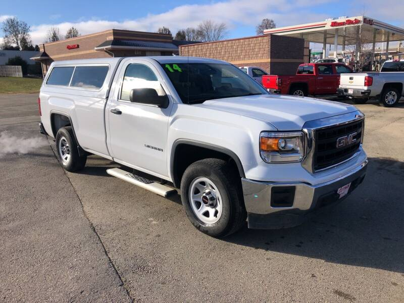 2014 GMC Sierra 1500 for sale at ROTMAN MOTOR CO in Maquoketa IA