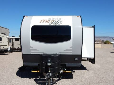 2021 Forest River Rockwood Mini Lite 2104S for sale at Eastside RV Liquidators in Tucson AZ