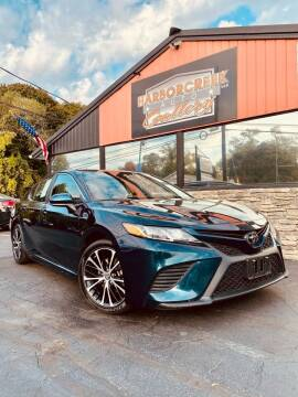 2019 Toyota Camry for sale at Harborcreek Auto Gallery in Harborcreek PA