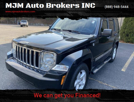 2010 Jeep Liberty for sale at MJM Auto Brokers INC in Gloucester MA