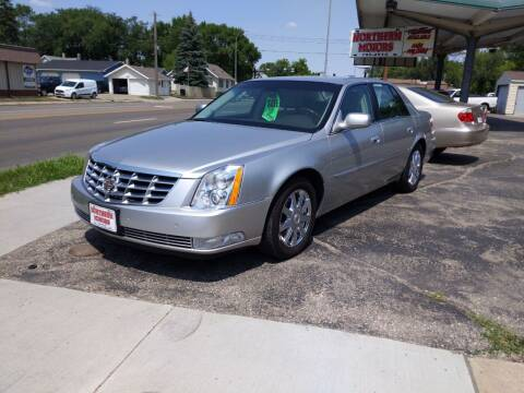 2008 Cadillac DTS for sale at NORTHERN MOTORS INC in Grand Forks ND