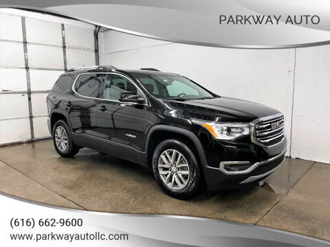 2017 GMC Acadia for sale at PARKWAY AUTO in Hudsonville MI