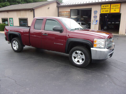 2013 Chevrolet Silverado 1500 for sale at Dave Thornton North East Motors in North East PA