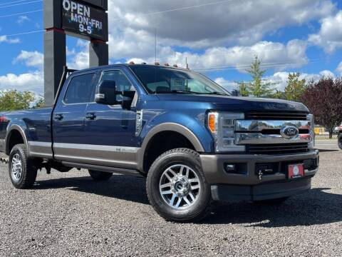 2018 Ford F-350 Super Duty for sale at The Other Guys Auto Sales in Island City OR