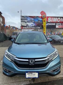2016 Honda CR-V for sale at Simon Auto Group in Newark NJ