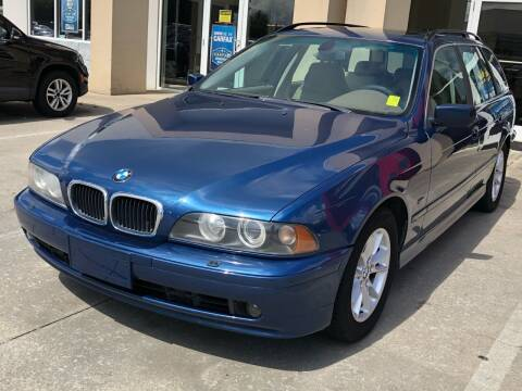 2003 BMW 5 Series for sale at Thumbs Up Motors in Warner Robins GA