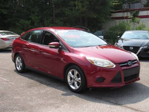 2014 Ford Focus for sale at Discount Auto Sales in Pell City AL