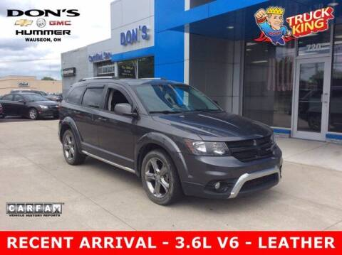 2016 Dodge Journey for sale at DON'S CHEVY, BUICK-GMC & CADILLAC in Wauseon OH