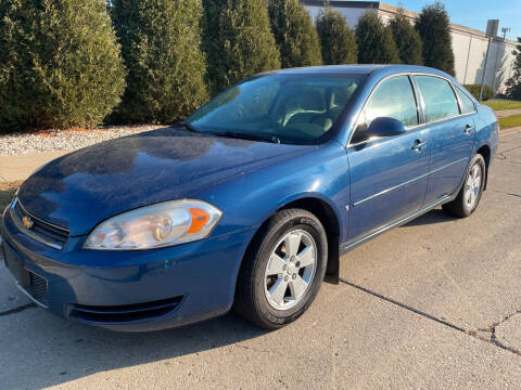 2006 Chevrolet Impala for sale at Petite Auto Sales in Kenosha WI