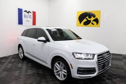 2018 Audi Q7 for sale at Carousel Auto Group in Iowa City IA
