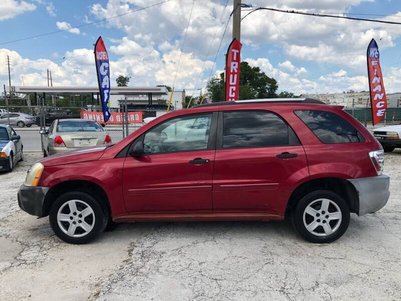 2005 Chevrolet Equinox for sale at Mego Motors in Orlando FL