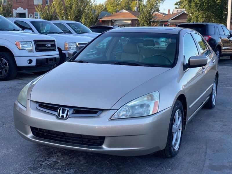 2003 Honda Accord for sale at IMPORT Motors in Saint Louis MO