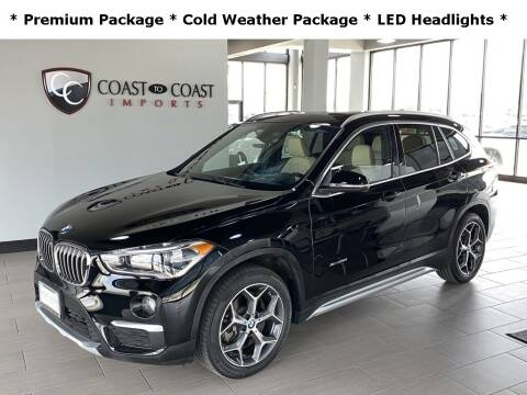 2017 BMW X1 for sale at Coast to Coast Imports in Fishers IN