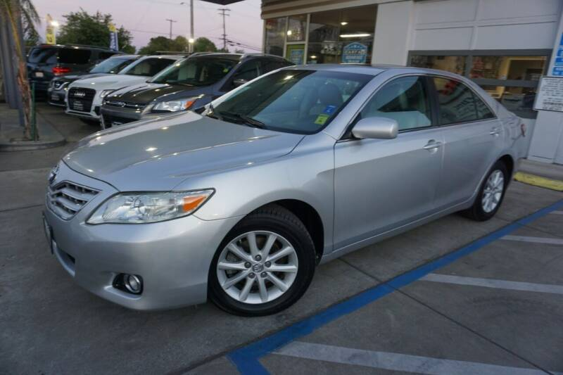 2010 Toyota Camry for sale at Industry Motors in Sacramento CA
