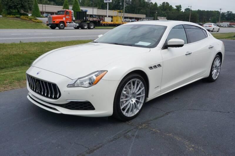 2017 Maserati Quattroporte for sale in Lenoir, NC