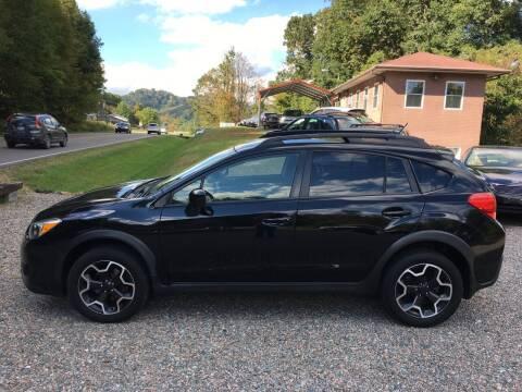 2015 Subaru XV Crosstrek for sale at R C MOTORS in Vilas NC