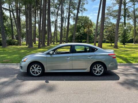 2014 Nissan Sentra for sale at Import Auto Brokers Inc in Jacksonville FL