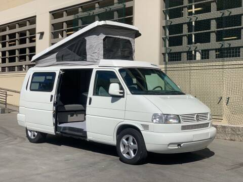 1997 Volkswagen EuroVan for sale at LANCASTER AUTO GROUP in Portland OR