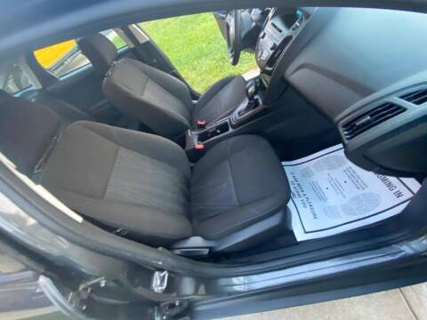 2017 Ford Focus for sale at HOUSE OF CARS CT in Meriden CT