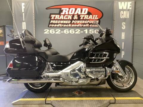 2008 Honda Gold Wing® Airbag for sale at Road Track and Trail in Big Bend WI