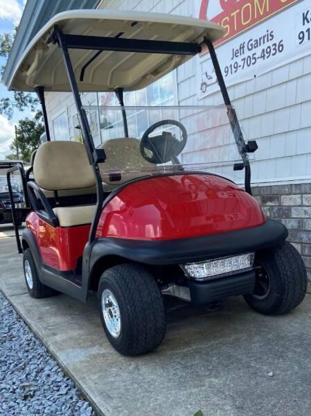 2018 Club Car Precedent for sale at 70 East Custom Carts Atlantic Beach in Atlantic Beach NC