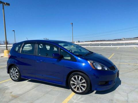 2013 Honda Fit for sale at JG Auto Sales in North Bergen NJ