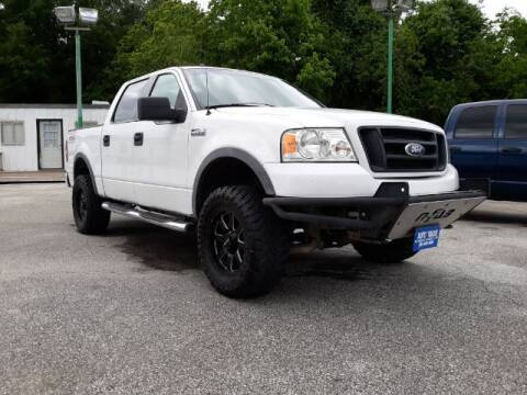 2007 Ford F-150 for sale at AUTO VALUE FINANCE INC in Stafford TX