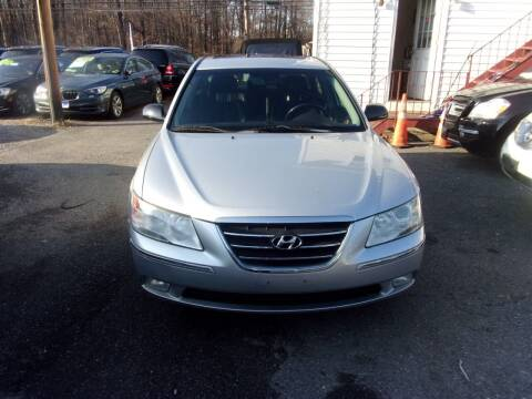 2009 Hyundai Sonata for sale at Balic Autos Inc in Lanham MD