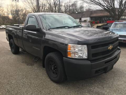 2010 Chevrolet Silverado 1500 SS Classic for sale at Black Tie Classics in Stratford NJ