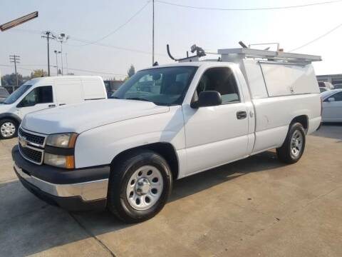 2006 Chevrolet Silverado 1500 for sale at Cars R Us 2 in Roseville CA