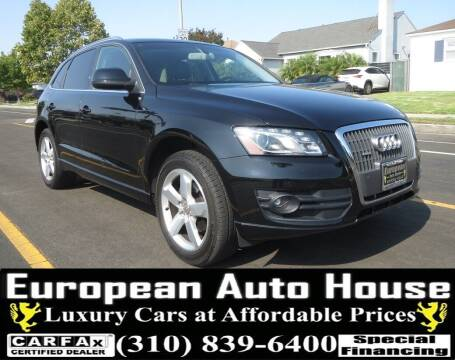 2012 Audi Q5 for sale at European Auto House in Los Angeles CA