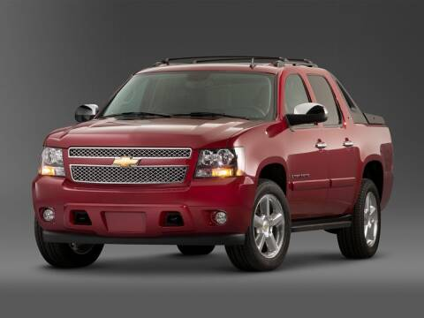 2012 Chevrolet Avalanche for sale at TTC AUTO OUTLET/TIM'S TRUCK CAPITAL & AUTO SALES INC ANNEX in Epsom NH