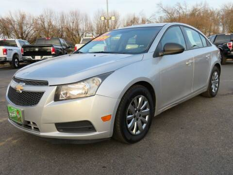 2013 Chevrolet Cruze for sale at Low Cost Cars North in Whitehall OH