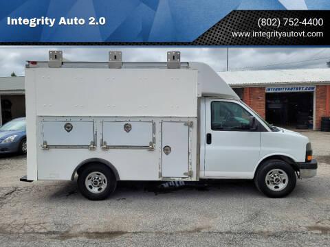2011 GMC Savana Cutaway for sale at Integrity Auto 2.0 in Saint Albans VT