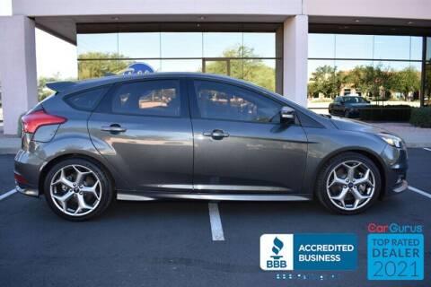 2015 Ford Focus for sale at GOLDIES MOTORS in Phoenix AZ