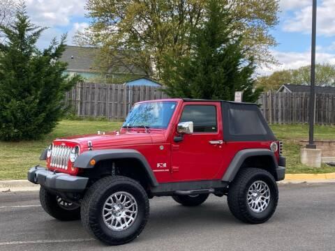 2009 Jeep Wrangler for sale at Superior Wholesalers Inc. in Fredericksburg VA