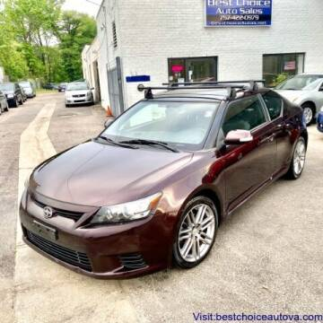 2013 Scion tC for sale at Best Choice Auto Sales in Virginia Beach VA