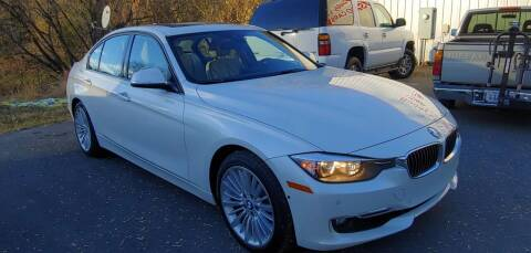 2015 BMW 3 Series for sale at Buddy's Auto Inc in Pendleton SC