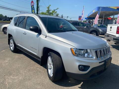 2011 Jeep Compass for sale at East Windsor Auto in East Windsor CT