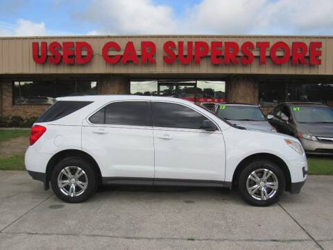 2012 Chevrolet Equinox for sale at Checkered Flag Auto Sales NORTH in Lakeland FL
