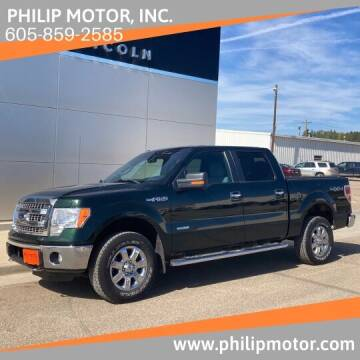 2013 Ford F-150 for sale at Philip Motor Inc in Philip SD